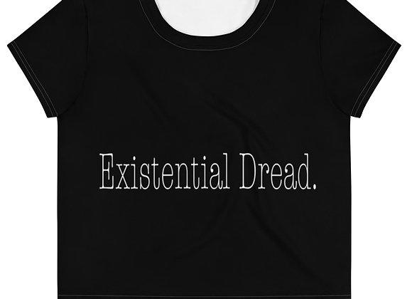 Existential Dread Crop Tee