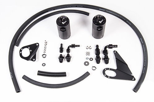 Radium Engineering Dual Catch Can Kit for 2008-2015 Evo X