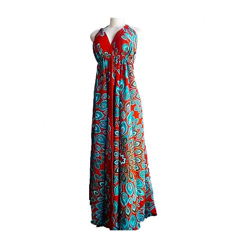 Halter Dress #4