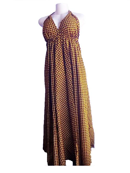 Halter Dress #1