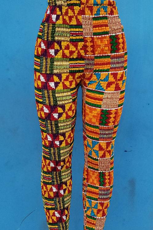 BodyGlove Pants - GhanaMade - #10