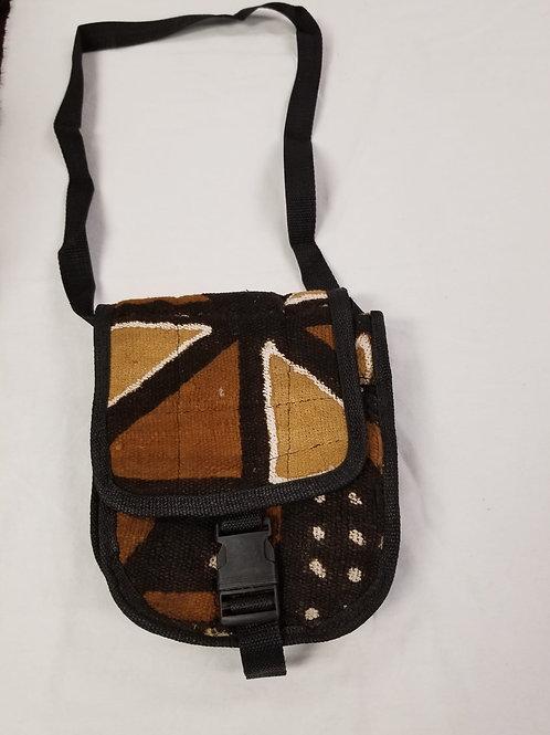Mudcloth Shoulder Bag - I