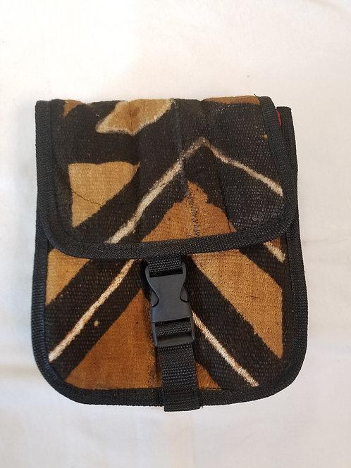 Mudcloth Shoulder Bag (A)