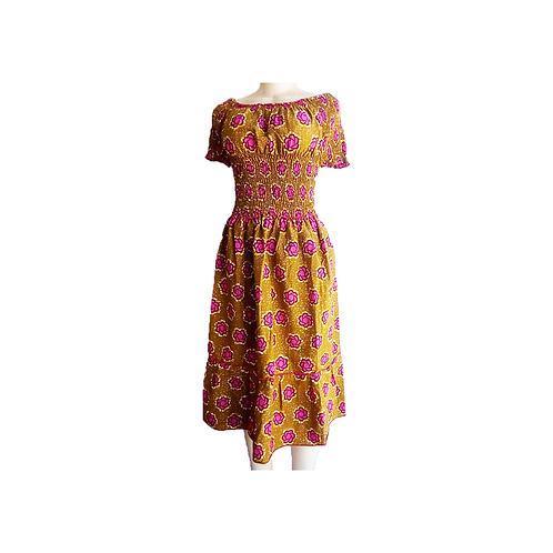 Off Shoulder Dress #1