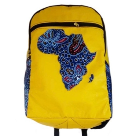 Backpack - BLUE CONTINENT