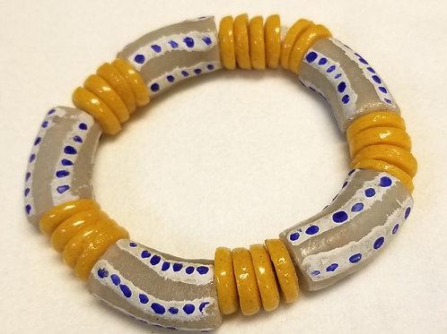 Cedi Bead Bracelet (Unisex)