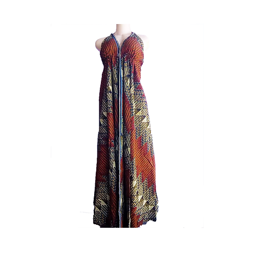 Halter Dress #7