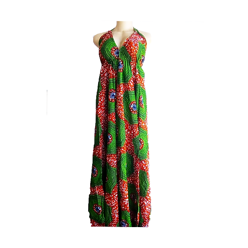 Halter Dress #2