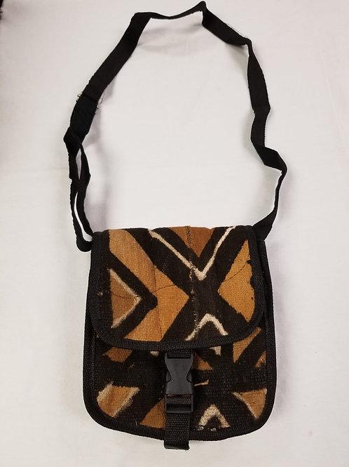 Mudcloth Shoulder Bag - G