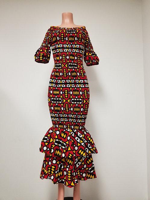 Body Dress F