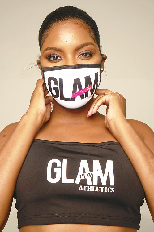 All Glam Face mask