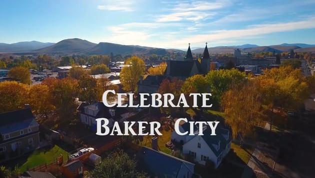 Celebrate Baker City, Oregon