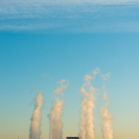 Washington Power Plant