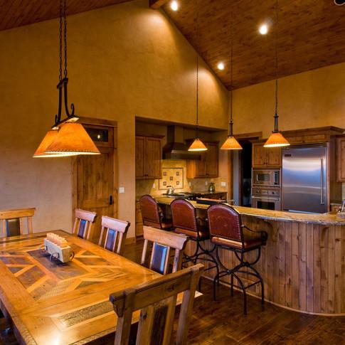 Eagle Crest interior photography by Oregon architecture photographer Timothy J. Park