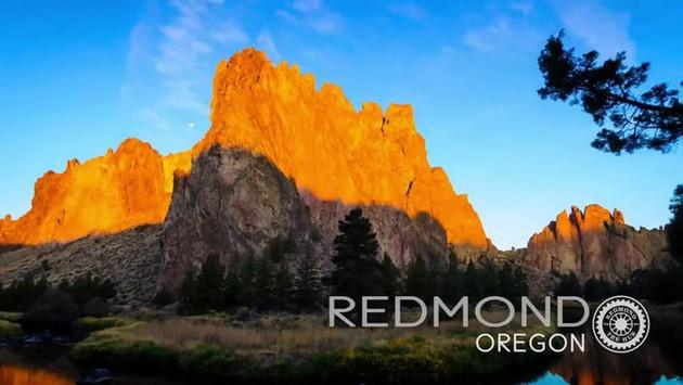 Redmond, Oregon in Motion