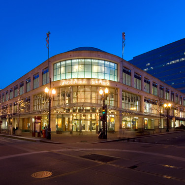 Pioneer Place, Portland, Oregon photographed by Oregon Commercial Photographer Timothy J. Park