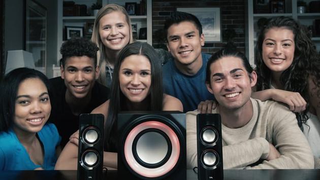 Cyber Acoustics Bluetooth Speaker