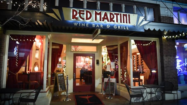 Red Martini TV commercial