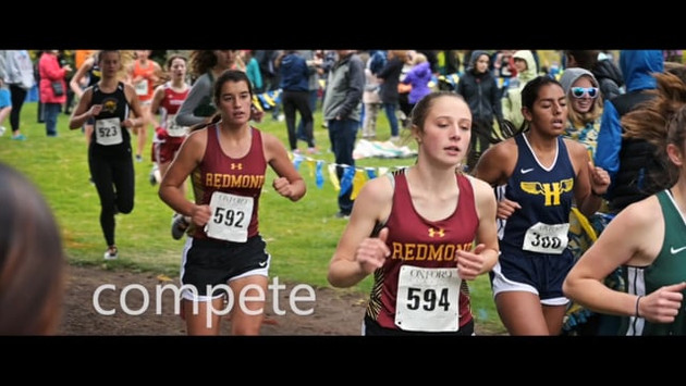 Recruiting Video for Cross-Country Team