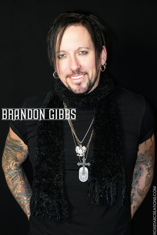 Brandon Gibbs of Devil City Angels
