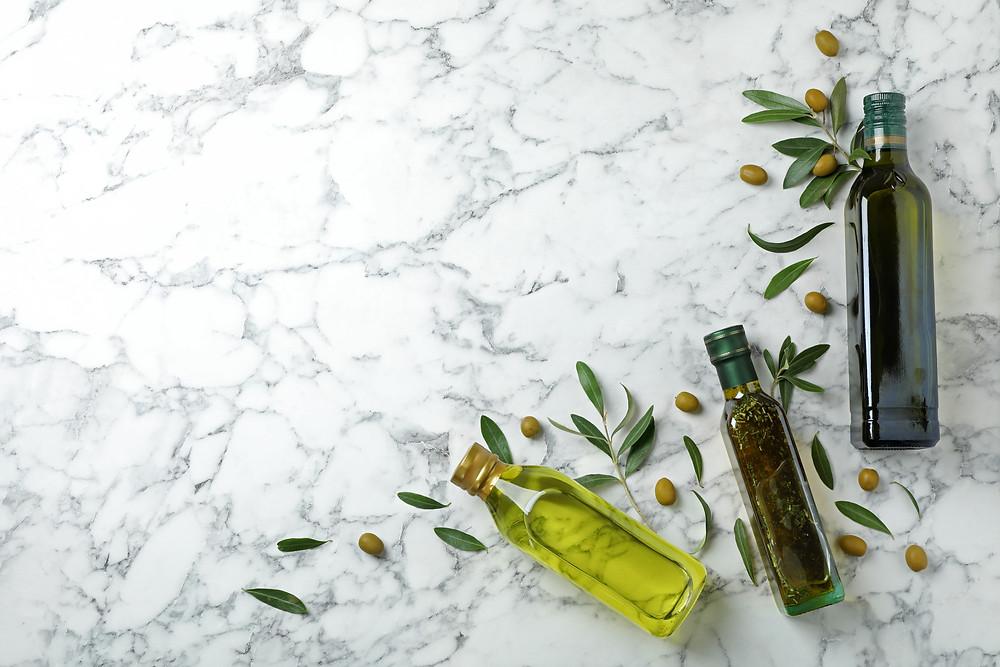 Elegir un buen aceite de oliva