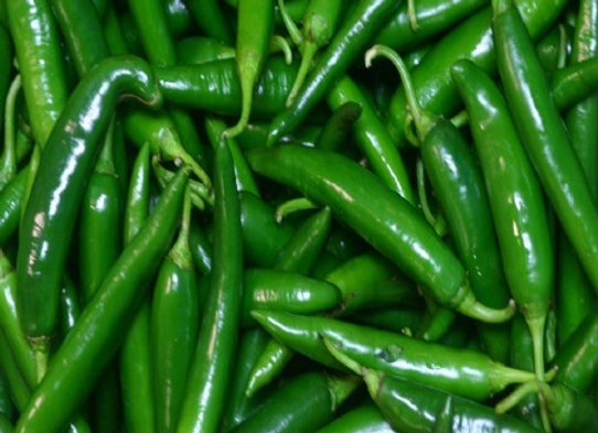 Chilli long Green