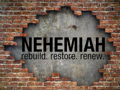 Heidegger's Bible Handbook: Nehemiah: Chapter Summary