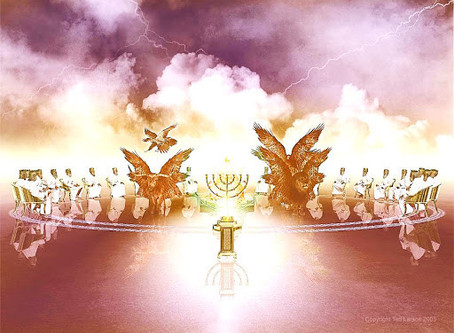 Poole on Revelation 4:5: The Court of the Most High, Part 2