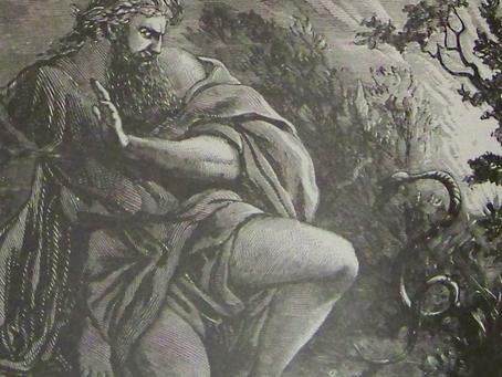 Exodus 4 Outline:  Moses Sent on Mission
