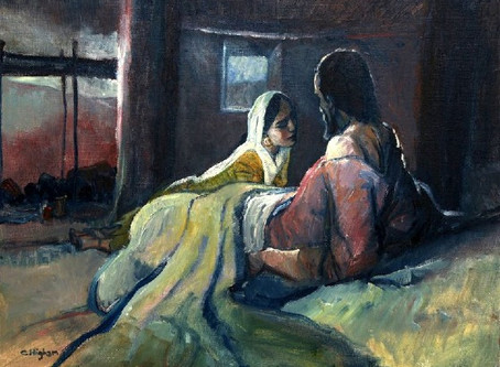 Ruth 3:10:  Boaz's Answer to Ruth's Proposal, Part 1