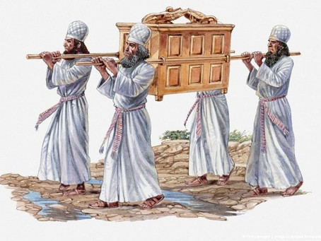 Poole on 1 Samuel 6:20-21:  Dismissal of the Ark of the Covenant