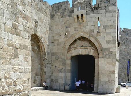 Ruth 4:1, 2:  Meeting at the City Gates