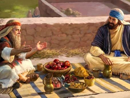 Poole on 1 Samuel 9:25-27: Samuel's Secret Communion with Saul