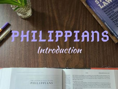 Heidegger's Bible Handbook: Philippians: Chapter Summary