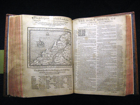 """Preface to Poole's """"Annotations"""":  History of Bible Annotations"""