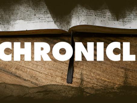 1 Chronicles: Prolegomena