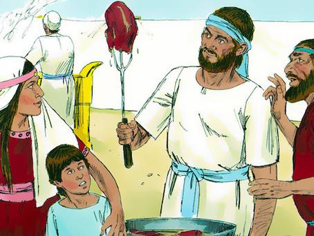 Poole on 1 Samuel 2:17: The Sacrilege of Eli's Sons, Part 3