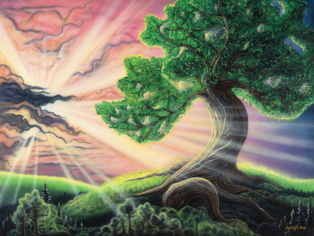 Revelation 2:7:  The Tree of Life