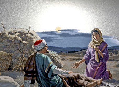 Ruth 3:13, 14: Boaz's Answer to Ruth's Proposal, Part 4