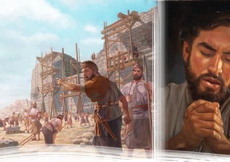 Heidegger's Bible Handbook: Nehemiah: Authorship, Part 1