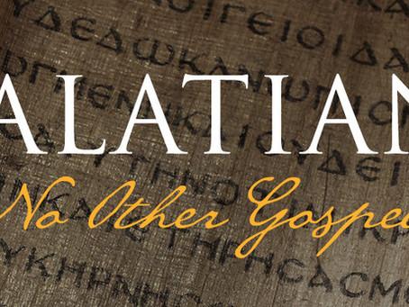 Heidegger's Bible Handbook: Galatians: Synoptic Outline
