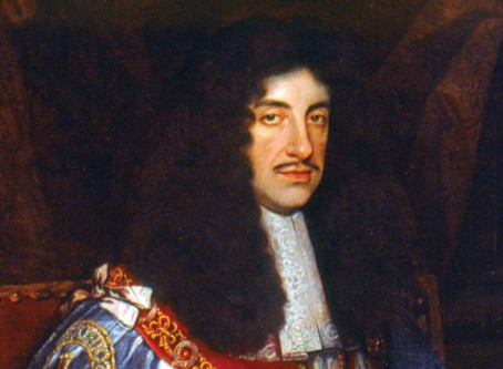 """Dedication of Poole's """"Synopsis"""" to Charles II"""