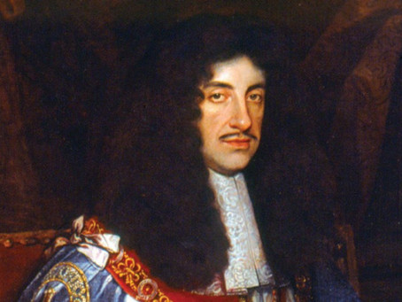 "Dedication of Poole's ""Synopsis"" to Charles II"