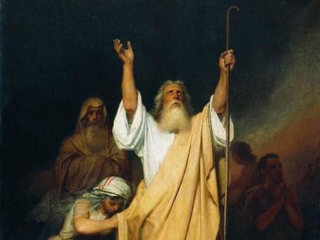 Revelation 1:4:  The Benediction