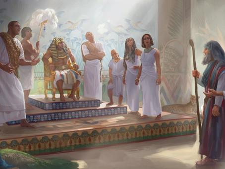 Exodus 3:9, 10:  The Prayer-hearing God