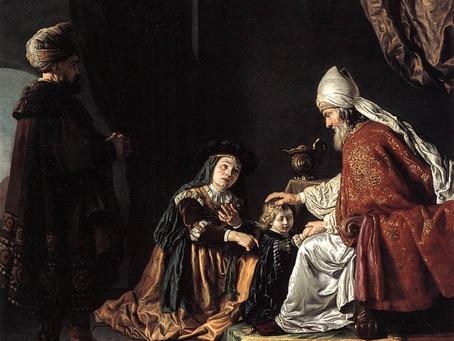 Poole on 1 Samuel 2:1:  Hannah's Song, Part 1