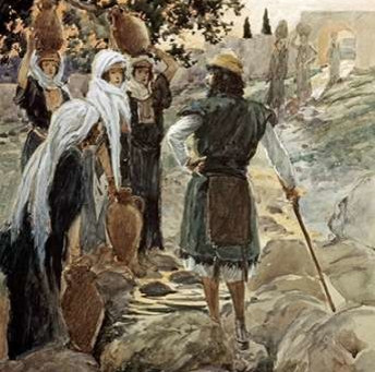 Poole on 1 Samuel 9:11-14: Search for the Seer, Part 2