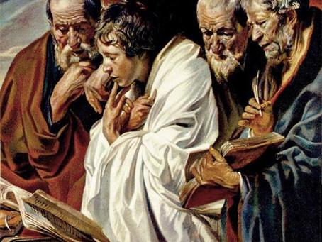 Heidegger's Bible Handbook: Harmony of the Gospels: Finding Historical Order in the Gospels