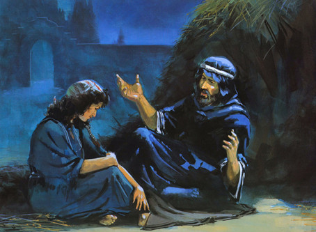 Ruth 3:11: Boaz's Answer to Ruth's Proposal, Part 2
