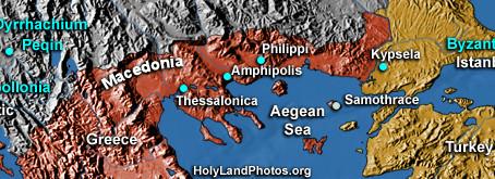 Heidegger's Bible Handbook: 1 Thessalonians: Synoptic Outline
